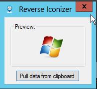 reverseiconizer